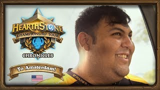 Hearthstone Championship Tour Chronicles – Ant's Road To Amsterdam!