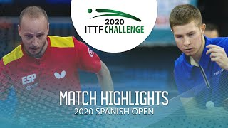 Денис Ивонин vs Carlos Machado | Spanish Open 2020 (R64)