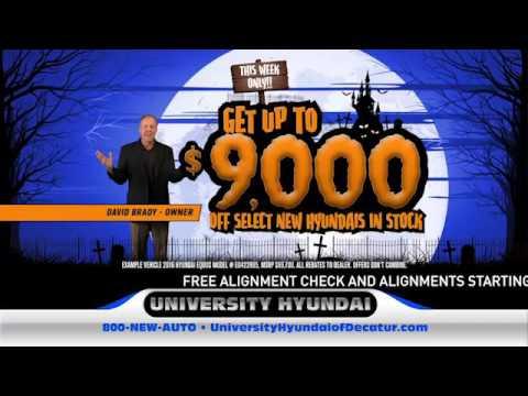 University Hyundai Of Decatur   October 2015 1