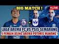 Berita Arema Hari ini, Arema FC Vs PSIS Semarang, 3 Pemain PSIS Harus Diwaspadai Oleh Tim Singo Edan