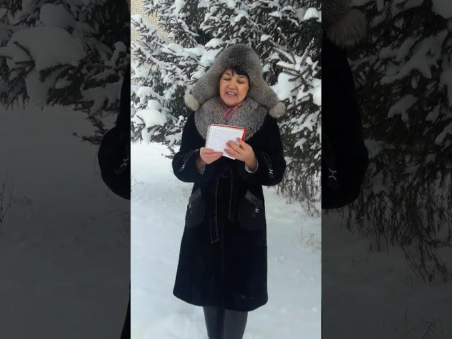 Изображение предпросмотра прочтения – ФатимаДавлеткулова читает произведение «Сольвейг» А.А.Блока