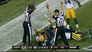 Top 3 Most Controversial Calls in NFL History