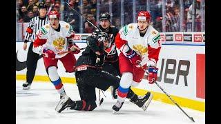 РОССИЯ КАНАДА ФИНАЛ 3 4 ХОККЕЙ МЧМ 2020 RUSSIA vs CANADA HOCKEY 2020