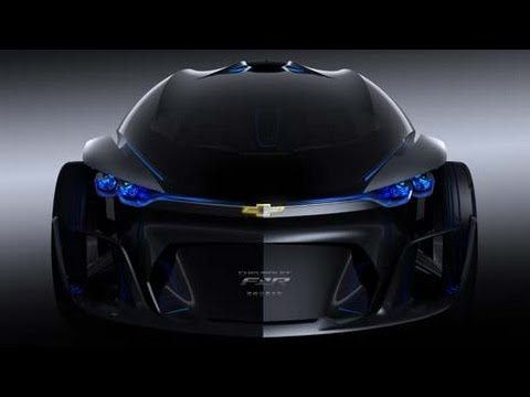 Chevy's Wild Sci-Fi Concept, China Sales Slow - Autoline Daily 1603