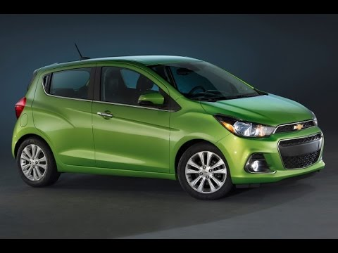 Chevrolet Spark 2016 Car Review