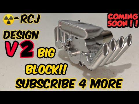 Wpl b-1 motor upgrade to (big block!!!) mod...