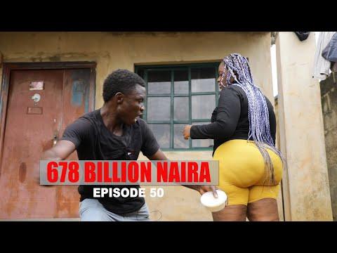 678 BILLION NAIRA RICHER (funny chef TV )Episode 50