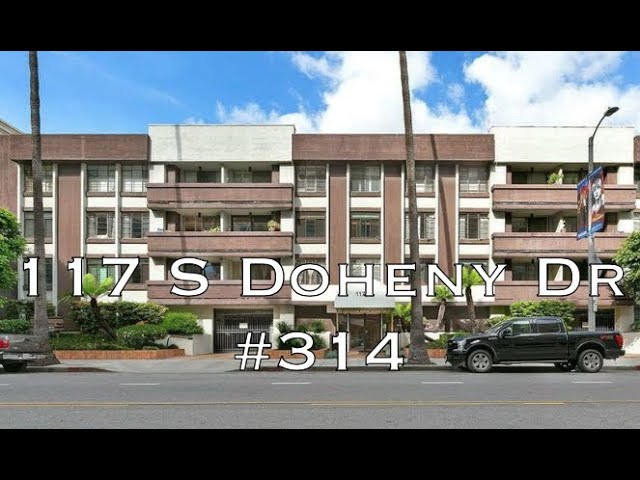 117 S Doheny Dr #314, Los Angeles, CA 90048