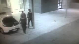 Detenido se hace el cojo y escapa de la policia