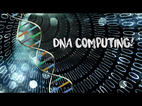 This Is Interesting: Computers Made of DNA