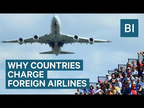 Thumbnail: Why airlines pay to fly over other countries