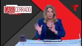 La marca del mal 👱♀️☠👨🎤 | Caso Cerrado | Telemundo