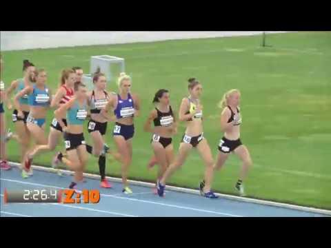 2017 Zatopek: Women 10,000m