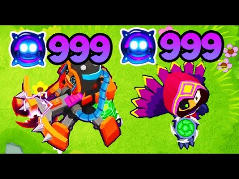 Download BTD6 Mythbusting - What is the real max level of Paragons? And How Do You Get It?