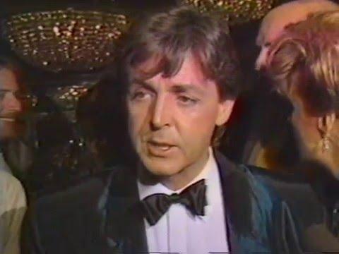Paul McCartney 1984