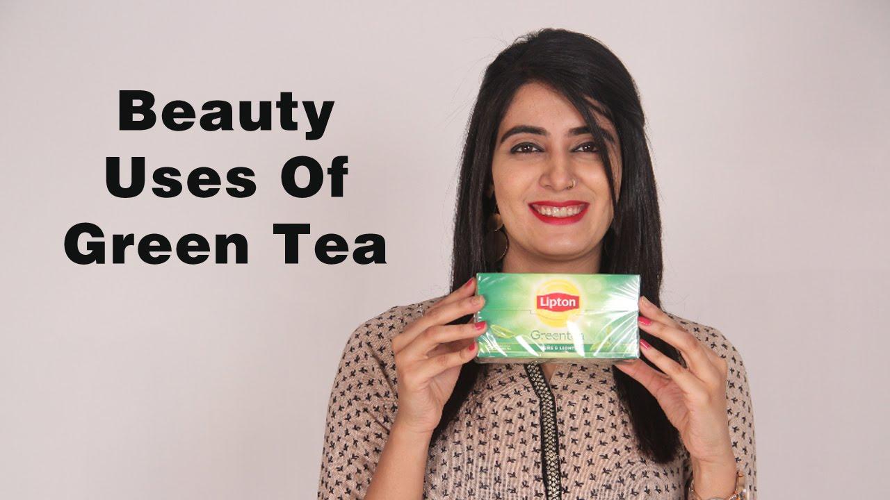 FOMO : Beauty Uses Of Green Tea