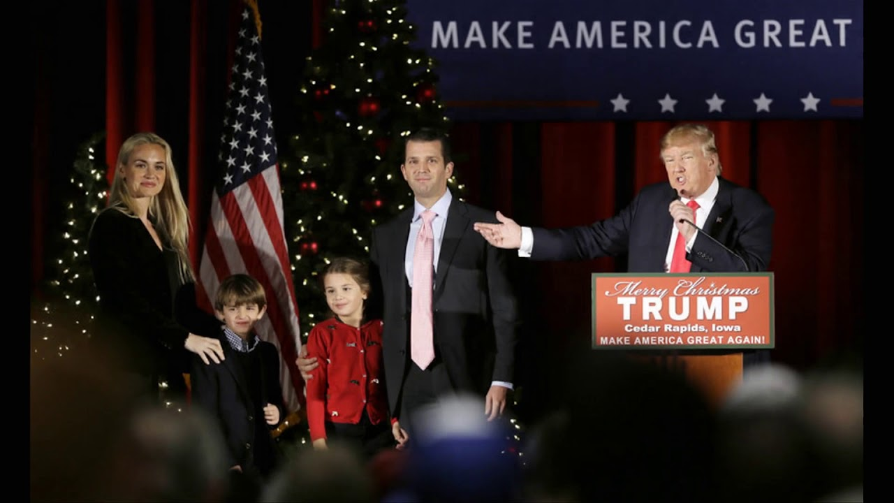 Donald Trump Jr. Is More Scared For His Sons Than ...