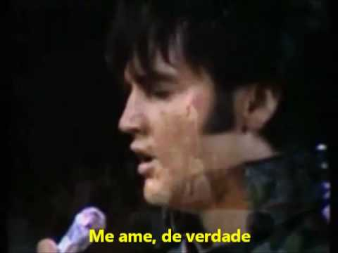 Elvis Presley - Love Me Tender (Legendado)