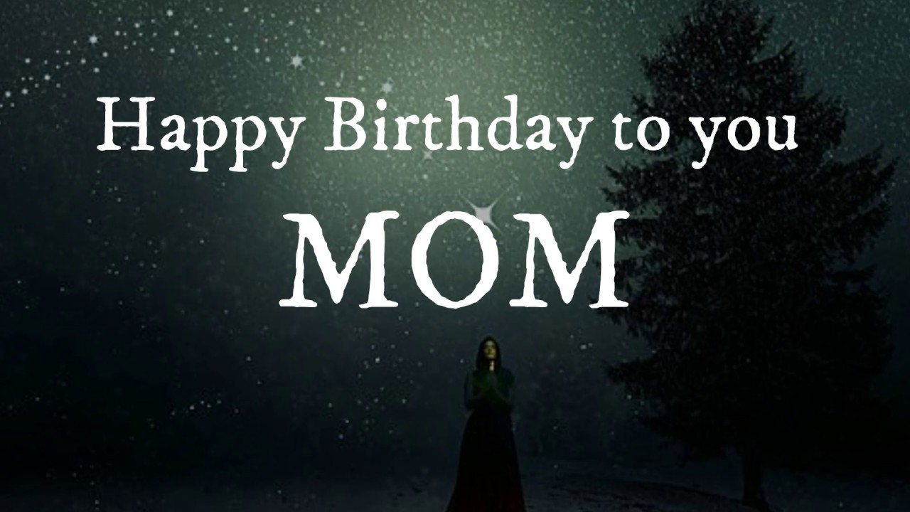 Birthday Prayer For My Mom Happy Birthday Mum Wishes Message