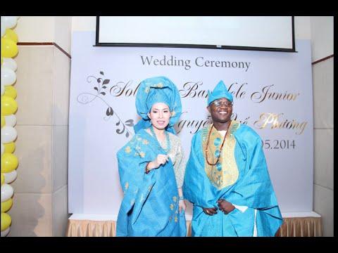 Watch Vietnamese Wedding To A Foreigner