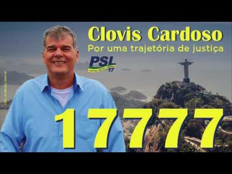 Clovis Cardoso 1777 - Partido Social Liberal