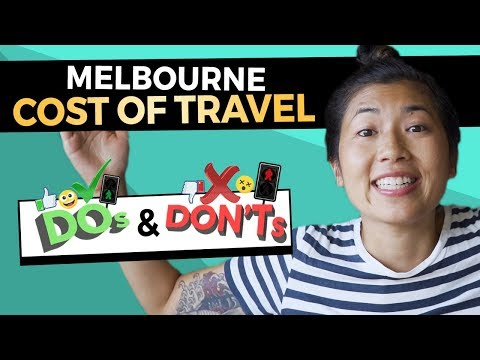 How Expensive Is Melbourne? Guide To Costs | Australia Holiday Prices (2019)