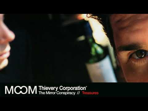 Thievery Corporation - Treasures [Official Audio]