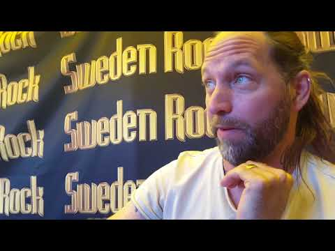In Flames Intervju (interview) Sweden Rock Festival 2017