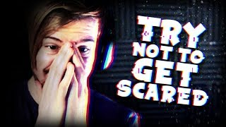 REACTING TO YOUR SCARIEST VIDEOS (+ some hilarious) || Try Not To Get Scared Pt.5 (Fan Submissions)