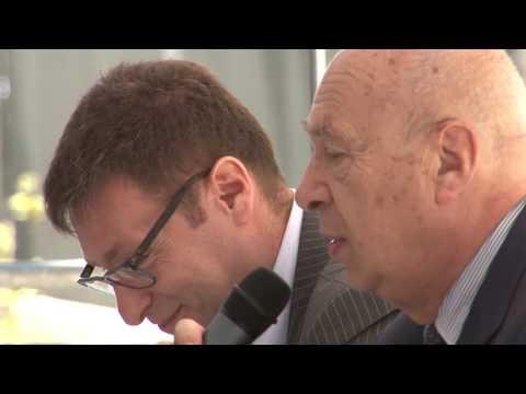 Premio Parete al manager Vittorio Colao