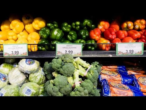 Most Canadians Think Food Prices Rising Faster Than Incomes