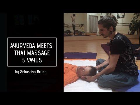 THAI VEDIC-  Ayurveda meets Thai Massage. 5 Vayus