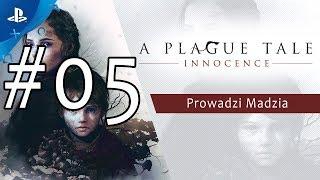 [PS4] A Plague Tale: Innocence #05 - Rozdział V - Czas Kruków