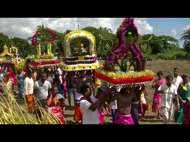 Thaipoosam Cavadee 2018, Bramsthan-Flacq