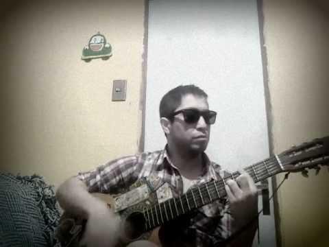 Cover Zaz - Les passants guitar