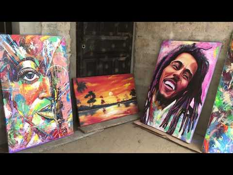 Liberian Artists