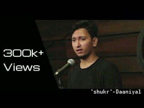 """""""Shukr"""" - Daaniyal I Spill Poetry  Hindi Spoken Word"""