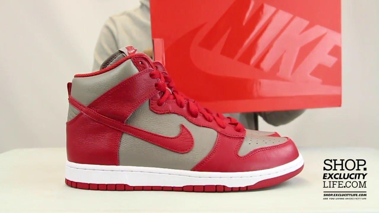 d299e4f5603 Nike Dunk High QS
