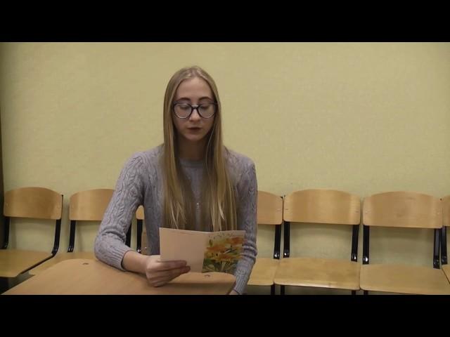 Изображение предпросмотра прочтения – ЕлизаветаЯзухина читает произведение «Булыжник и Алмаз» И.А.Крылова