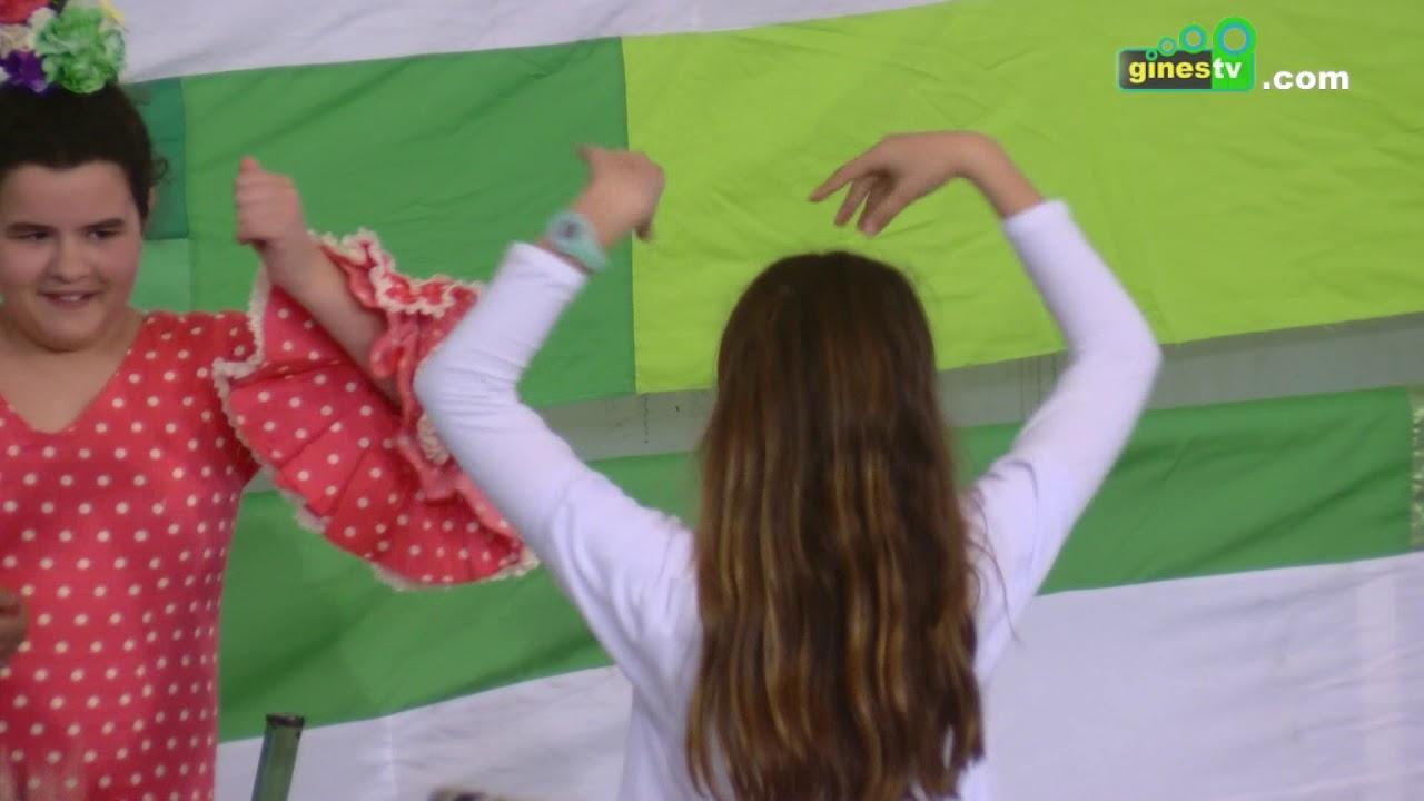 Los escolares de Gines celebran el Día de Andalucía