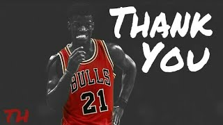 Thank You Jimmy Butler! Chicago Bulls Tribute Mix [HD]