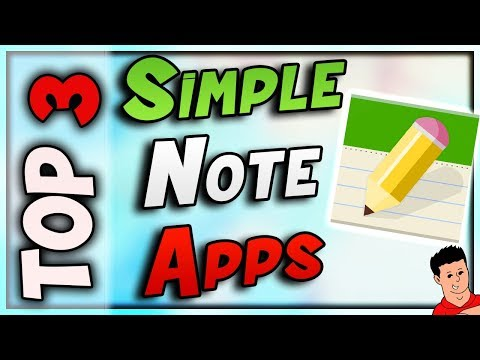 Top 3 Best Simple Note Taking Apps For IOS And Android
