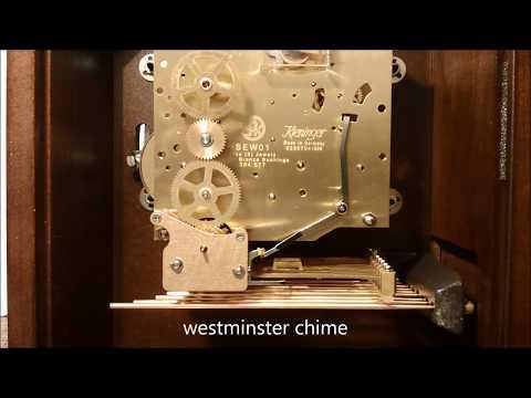 Howard Miller Kieninger SEW01 triple chime movement