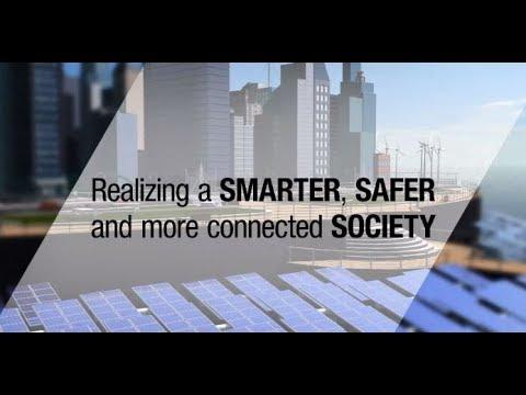 Urban Modernization Powered by Smart Infrastructure