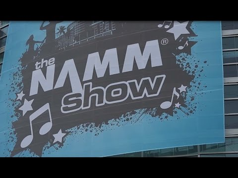 The 2016 NAMM Show