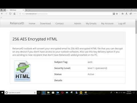 HTML Key