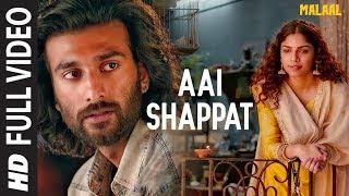 Full Song:Aai Shappat | Maaal | Sharmin Segal | Meezaan | Sanjay Leela Bhansali | Rutvik Talashilkar