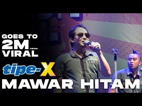 Tipe X - Mawar Hitam Live in Wonogiri 17 Des 2017