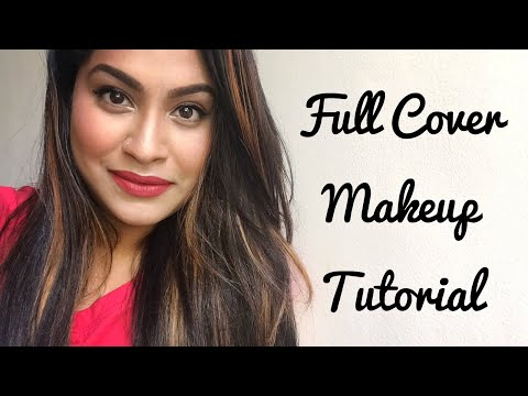 How To: Full Cover Makeup Tutorial thumbnail