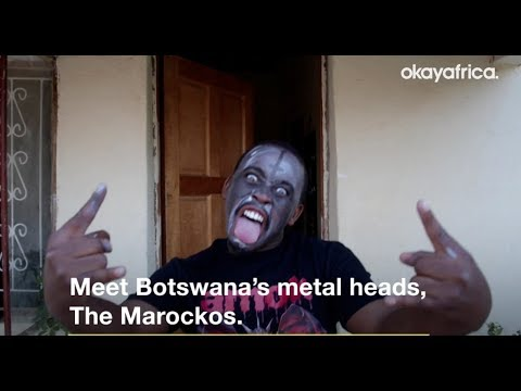 Botswana's Metal Heads—The Marockos